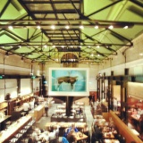 A Weekend in London Town: Bubble and Squeak at Borough Market & Treats at the Tramshed